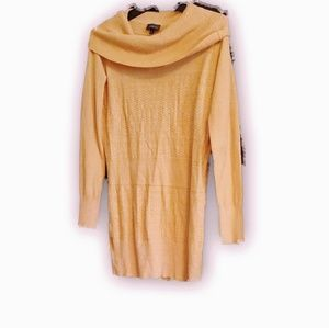 The Limited Mustard Yellow Sweater Size Medium